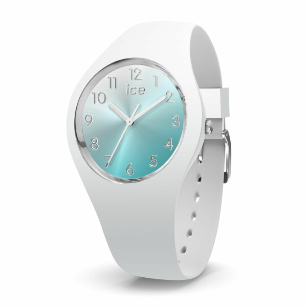 Montre Ice-Watch ICE sunset Turquoise - Small - 3H
