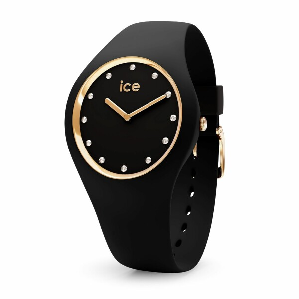 Montre Ice-Watch ICE cosmos Black Gold
