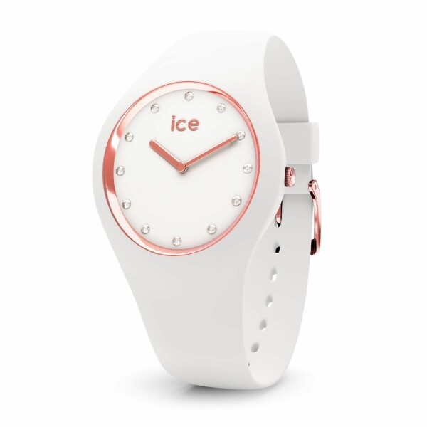 Montre Ice-Watch ICE cosmos White Rose-gold
