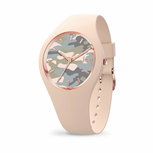 Montre Ice-Watch ICE Bastogne Glam nude Small