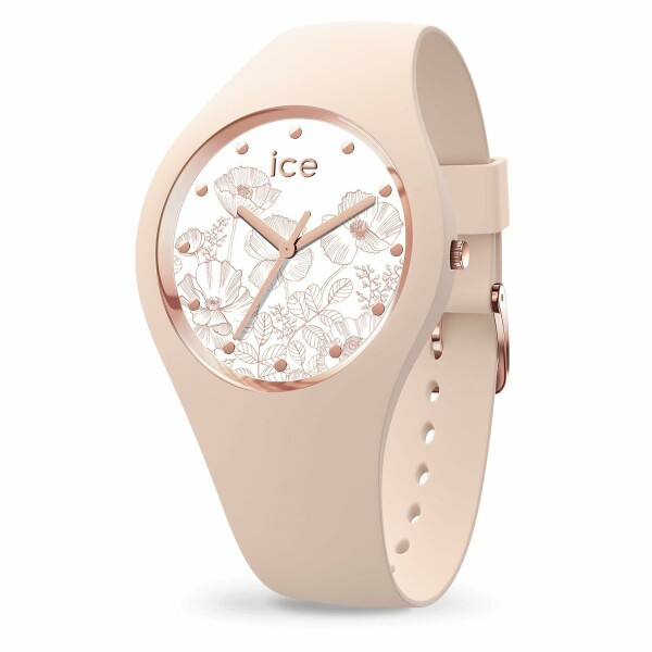 Montre Ice-Watch Ice Flower Spring Nude