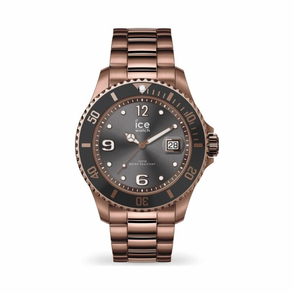 Montre Ice-Watch ICE steel - Bronze - Large - 3H