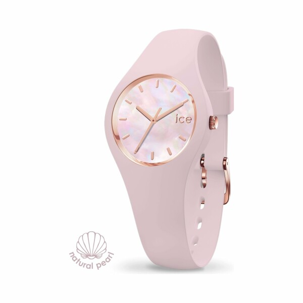 Montre Ice-Watch ICE pearl - Pink - Extra small - 3H