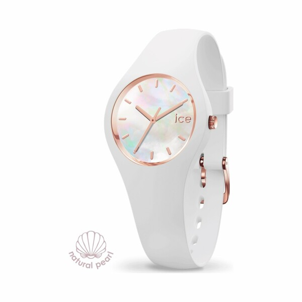 Montre Ice-Watch ICE pearl - White - Extra small - 3H