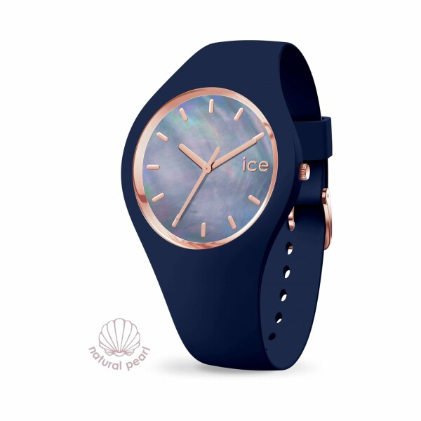 Montre Ice-Watch ICE pearl - Twilight - Small - 3H