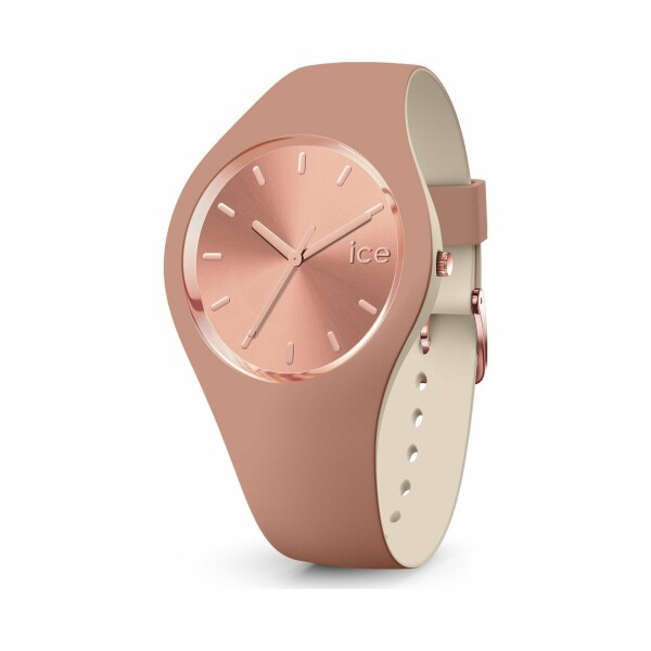 Montre Ice-Watch ICE duo chic - Blush - Small - 3H