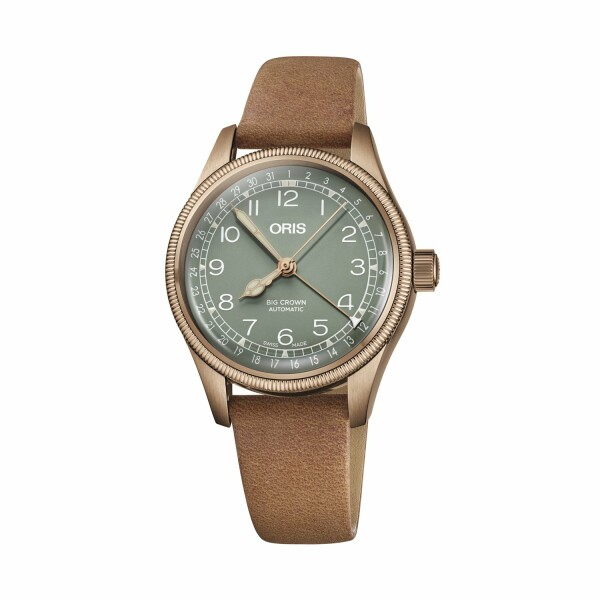 Montre Oris Big Crown Bronze Pointer Date