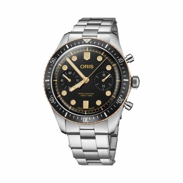 Montre Oris Divers Sixty-Five Chronograph