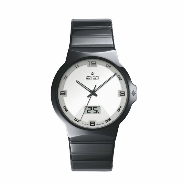 Montre Junghans Performance Force Mega Solar 018/1434.44