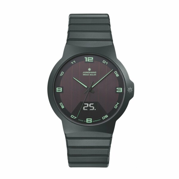 Montre Junghans Performance Force Mega Solar 018/1436.44