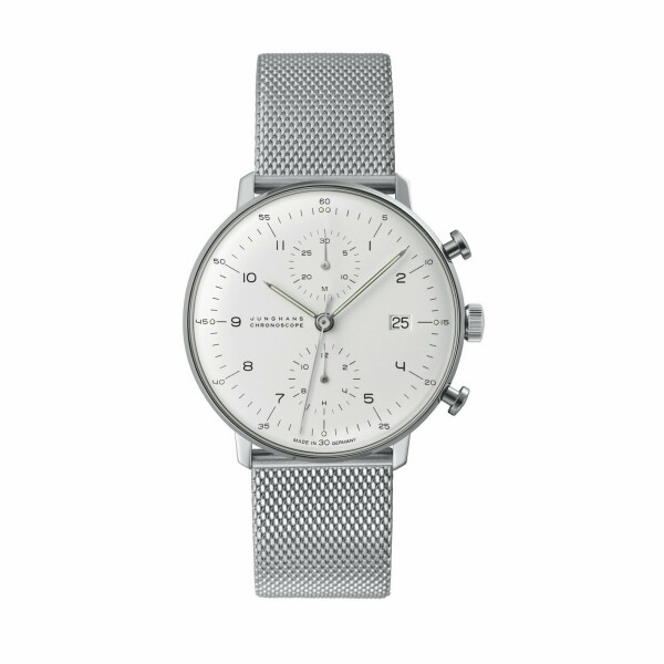 Montre Junghans Junghans Max Bill Chronoscope 027/4003.44