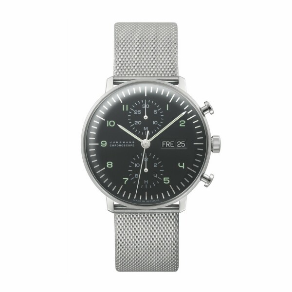 Montre Junghans Junghans Max Bill Chronoscope 027/4500.44
