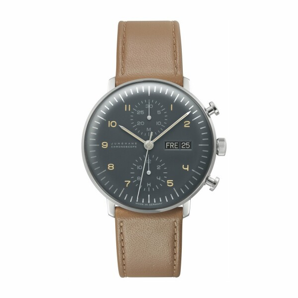 Montre Junghans Junghans Max Bill Chronoscope 027/4501.00