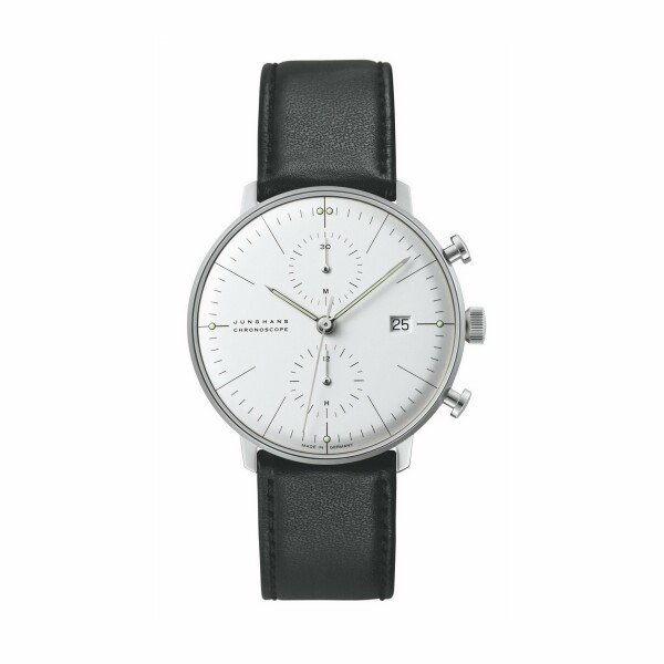Montre Junghans Junghans Max Bill Chronoscope 027/4600.00