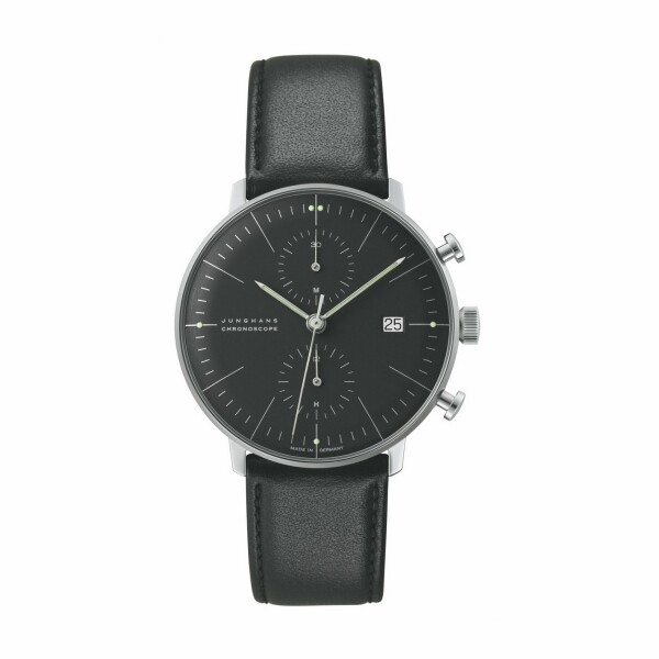 Montre Junghans Junghans Max Bill Chronoscope 027/4601.00