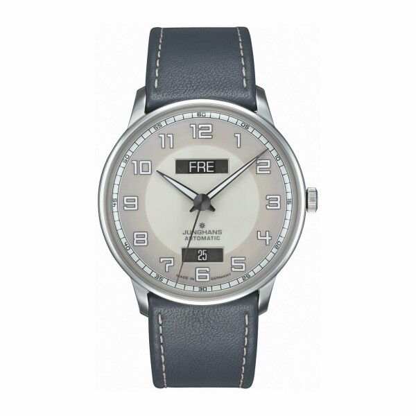 Montre Junghans Meister Driver Day Date 027/4720.00
