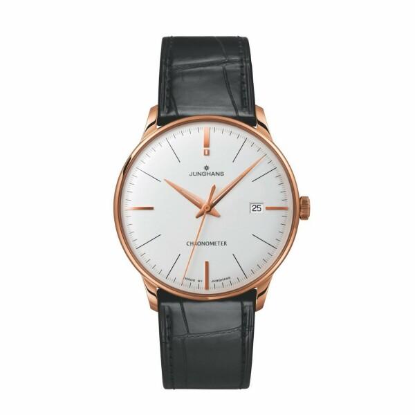 Montre Junghans Meister Chronometer 027/7333.00
