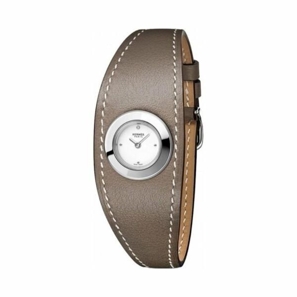 Montre Hermès Faubourg Manchette Rouge