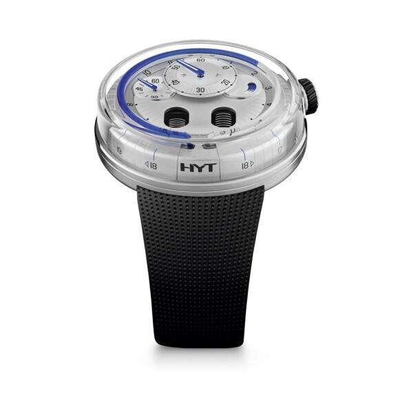 Montre HYT H0 Silver