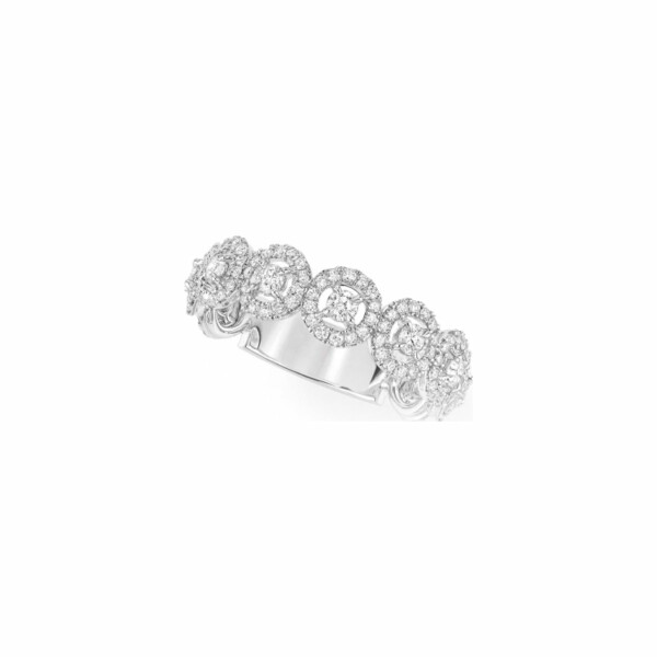 Alliance Messika Joy en or blanc et diamants