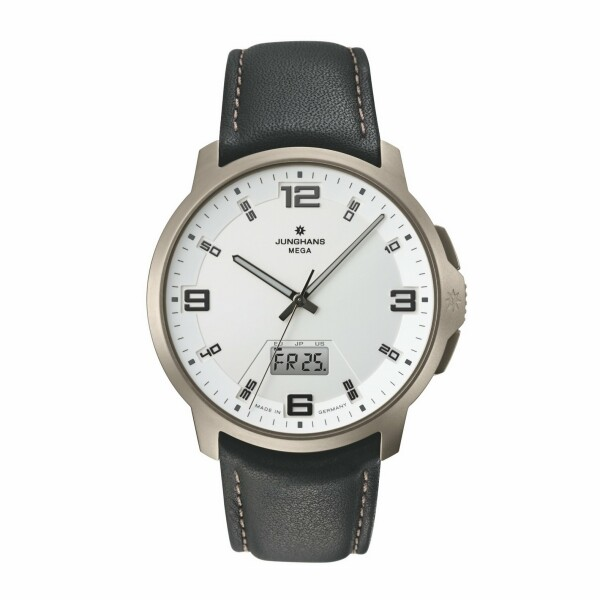 Montre Junghans Performance Voyager Mega MF 056/2511.00