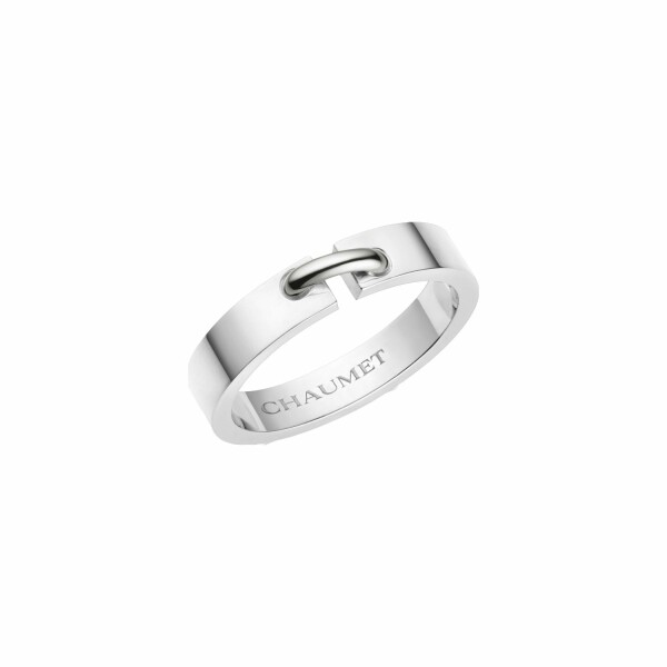 Alliance Chaumet Liens en or blanc