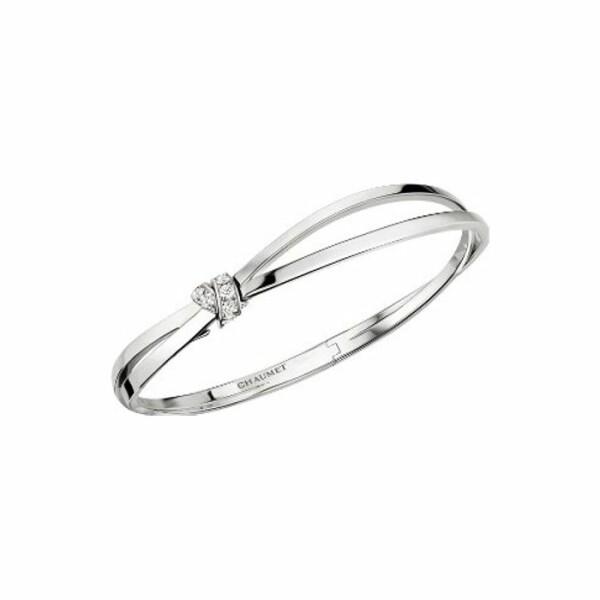 Bracelet Chaumet Liens Séduction en or blanc et diamants
