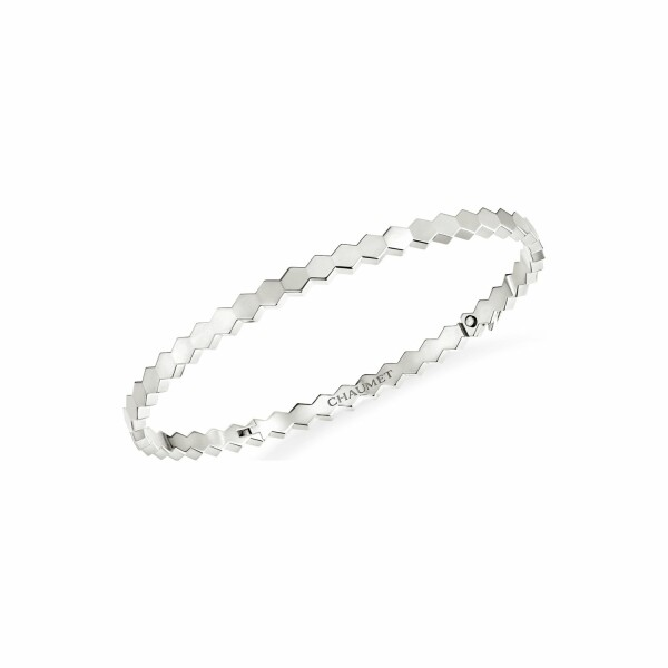Bracelet Chaumet Bee my love en or blanc