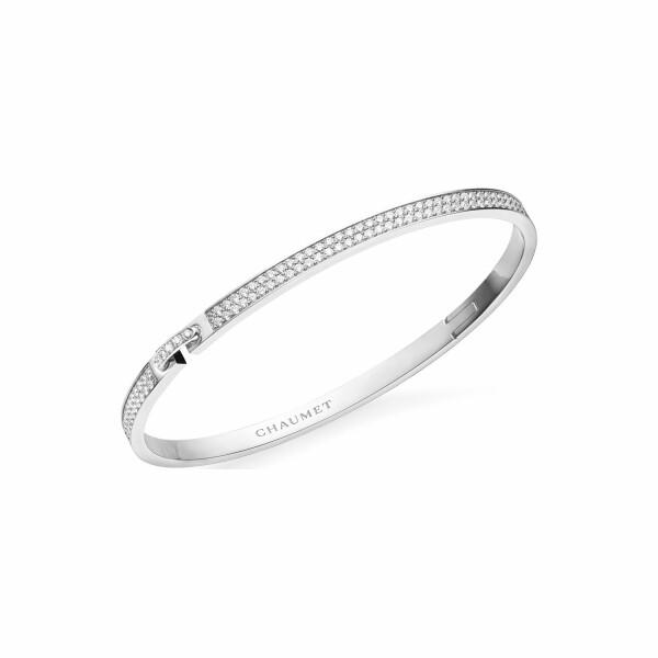 Bracelet Chaumet Liens Evidence en or blanc et diamants