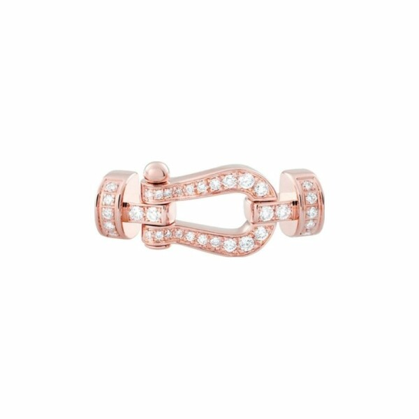 Manille FRED Force 10 en or rose et diamants