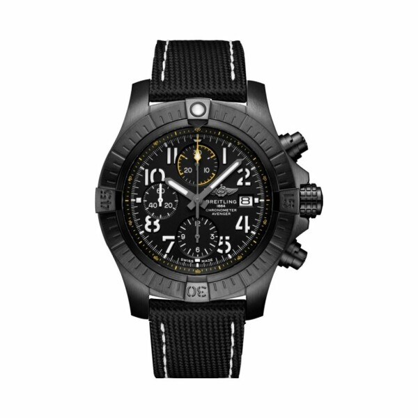 Montre Breitling Avenger Chronograph 45 Night Mission