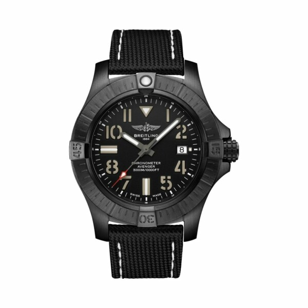 Montre Breitling Avenger Automatic 45 Seawolf Night Mission