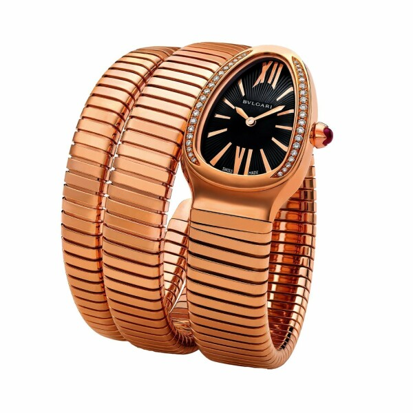 Montre Bulgari Serpenti Tubogas