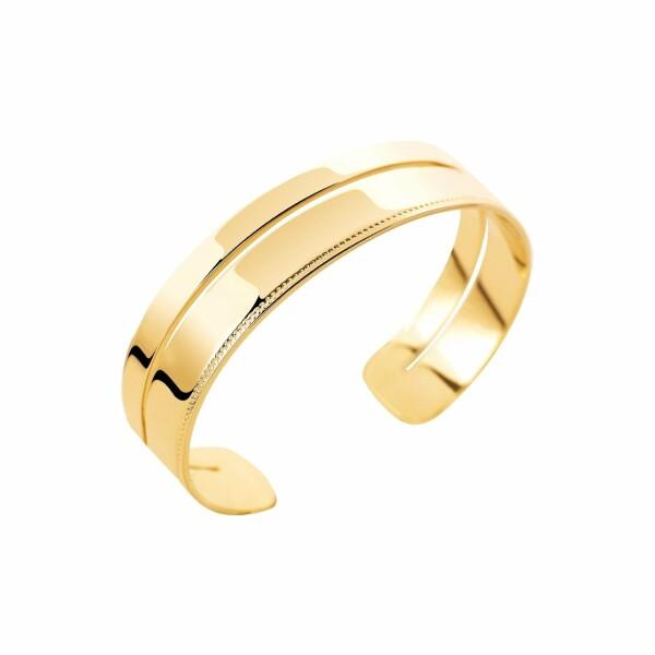 Bracelet Murat en plaqué or jaune