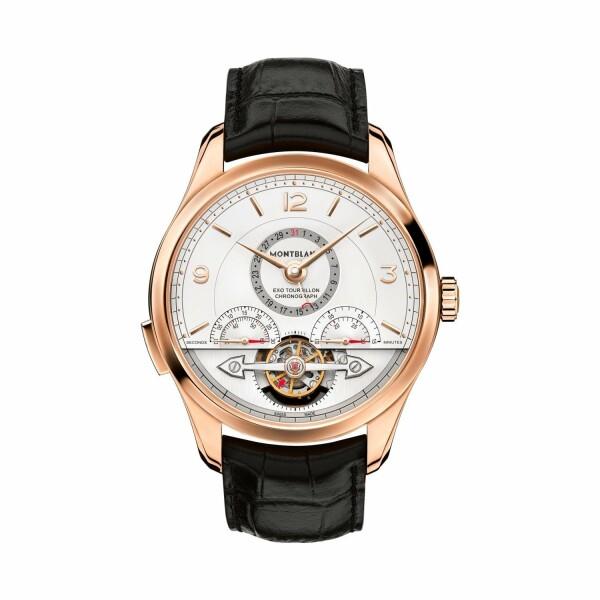 Montre Montblanc Heritage Chronométrie Exo Tourbillon Minute Chronograph