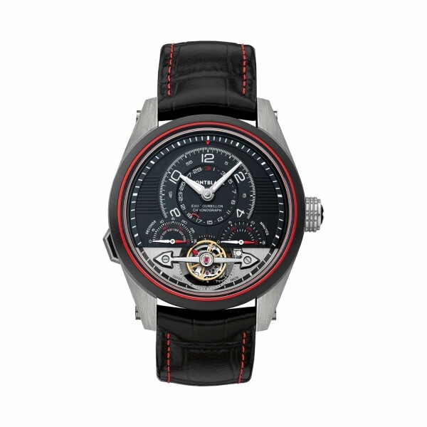 Montre TimeWalker Exo Tourbillon Minute Chronograph Limited Edition - 100 pièces