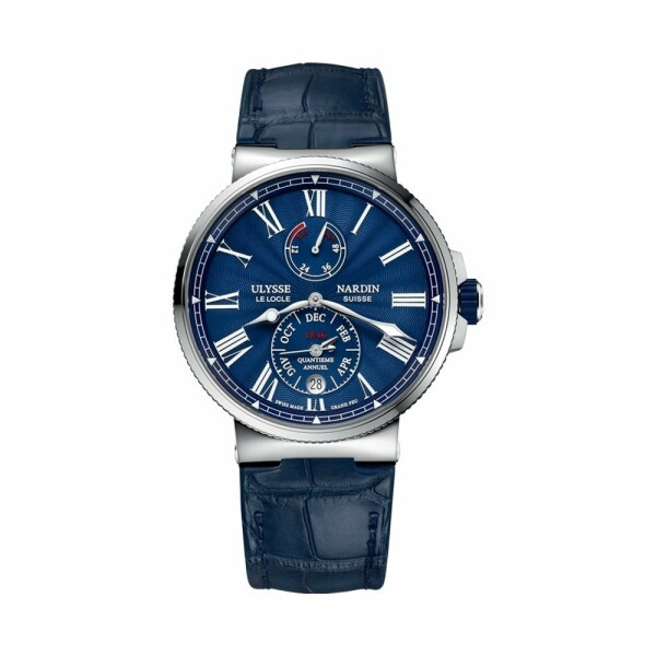 Montre Ulysse Nardin Marine Chronometer Annual Calendar 43mm