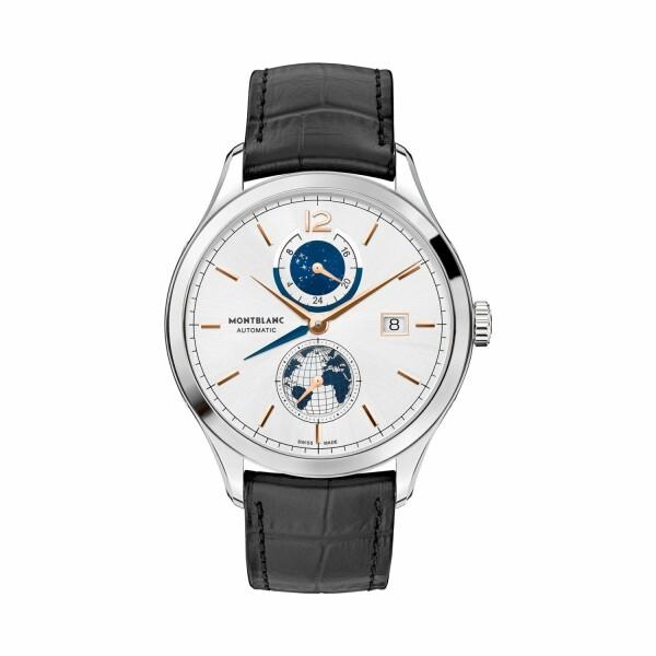 Montre Montblanc Heritage Chronométrie Dual Time Vasco da Gama Édition Spéciale