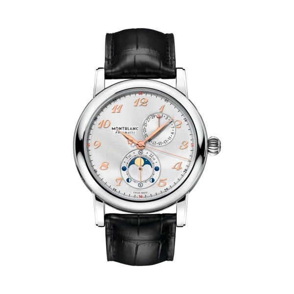 Montre Montblanc Star Traditional Twin Moonphase