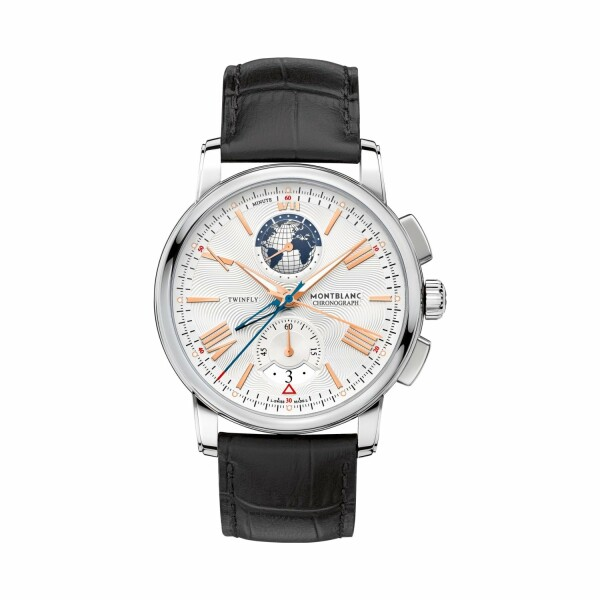 Montre Montblanc 4810 TwinFly Chronograph 110 years Edition