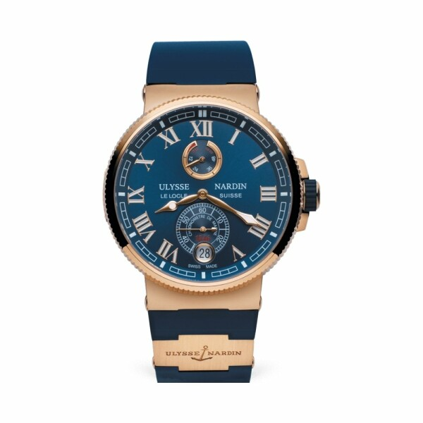 Montre Ulysse Nardin Marine Chronometer 43mm