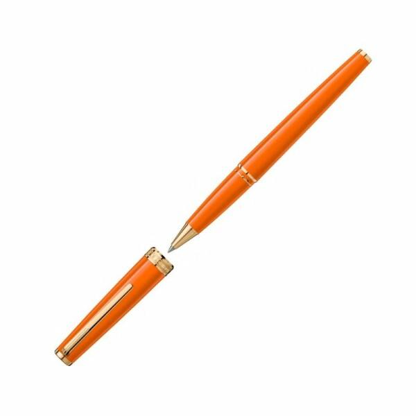 Stylo Rollerball Montblanc PIX Manganese orange