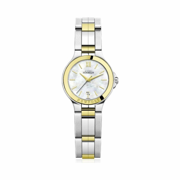 Montre Michel Herbelin Newport Royale 14298/BT19