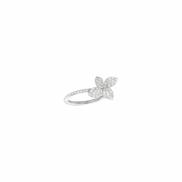 Bague Pasquale Bruni Petit garden en or blanc et diamants blancs