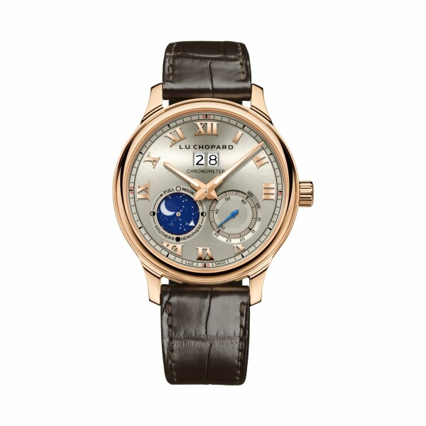 Montre Chopard L.U.C Lunar Big Date Edition Dubail