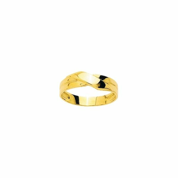 Bague en or jaune