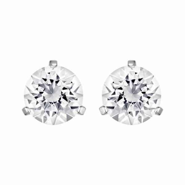 Boucles d'oreilles Swarovski en cristaux Swarovski