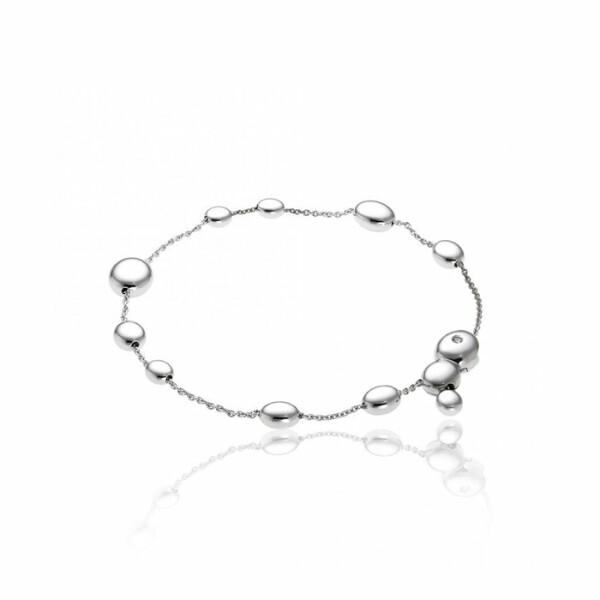 Bracelet CHIMENTO Armillas Acqua en or blanc et diamant