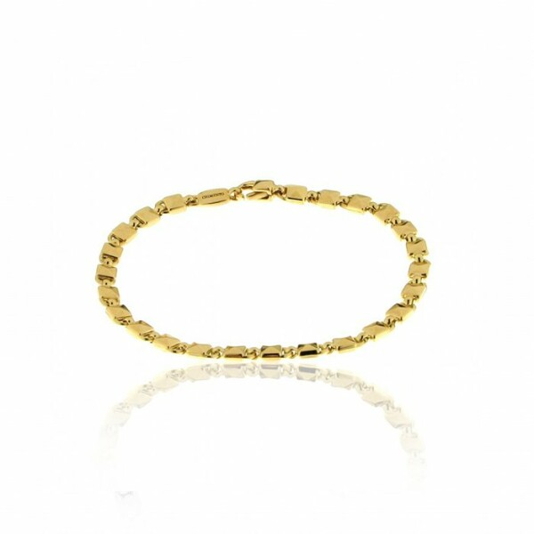 Bracelet CHIMENTO Tradition Gold Accenti en or jaune