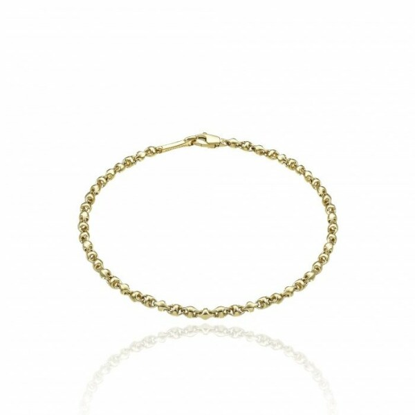 Bracelet CHIMENTO Tradition Gold Accenti en or blanc, or rose et diamants